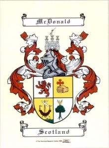 Large Coat of Arms