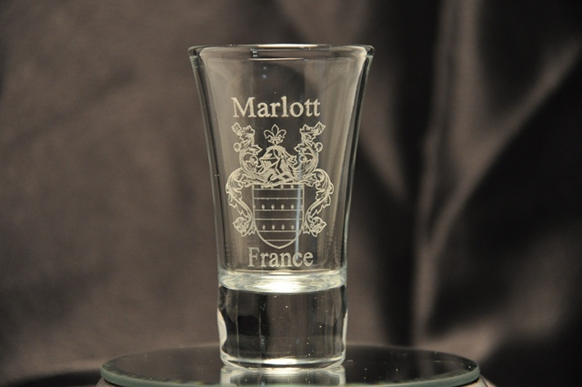Standard Shot Glass